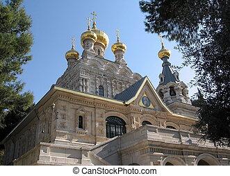 Jerusalem Church St. Maria Magdalena 2008
