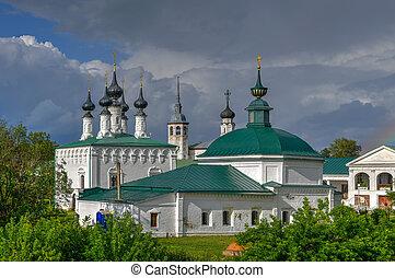 Jerusalem Church - Suzdal, Russia