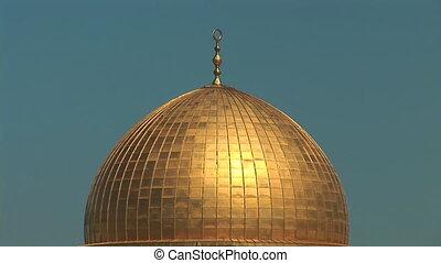 Jerusalem Dome of the Rock 1