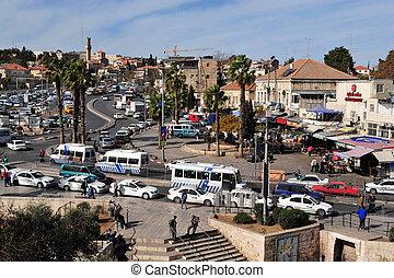 jerusalem gammel city