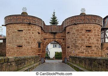 Jerusalem Gate, Budingen, Germany