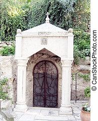 Jerusalem Grotto of the Apostles 2008