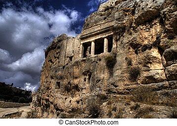 Jerusalem, Israel holy place for tourism, history,...