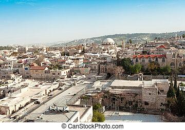 Jerusalem Old City, Christian Quarter, Israel