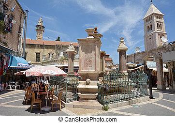 Jerusalem old city - Israel