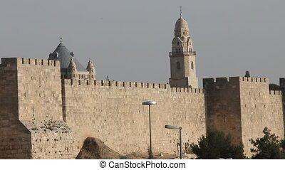 Jerusalem. Old town
