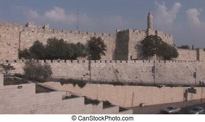 Jerusalem road 2 - Jerusalem street road
