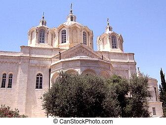 Jerusalem Russian Holy Trinity Church 2007