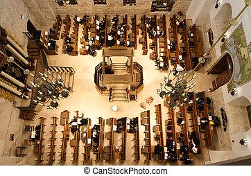 jerusalem, synagoge, hurva