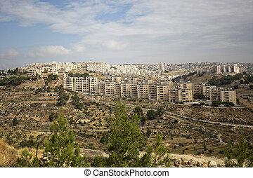 Jerusalem - view of the city