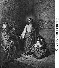 jesús, pecador