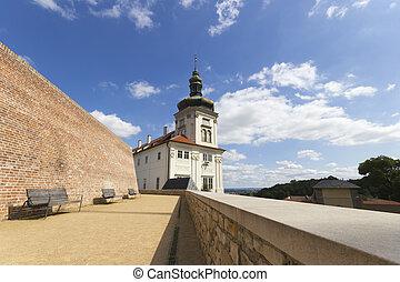 Jesuit College view, Kutna Hora Czech Republic