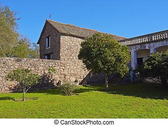 Jesuit Estancia Caroya, Argentina - Argentina, Cordoba...