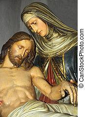 Jesus and Maria