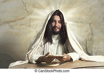 Jesus at Last Supper
