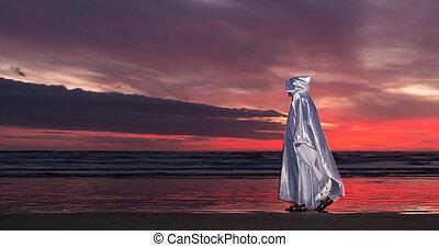 Jesus Beach Sunset