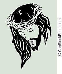 jesus christ, arc
