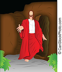 Jesus Christ Illustration