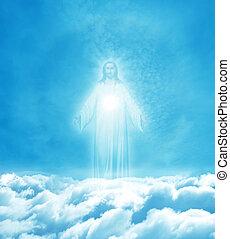 Jesus Christ in Heaven