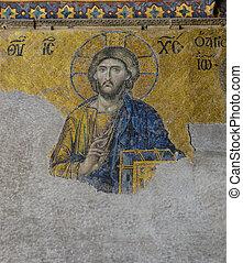 Jesus Christ in Istanbul Turkey