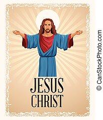 jesus christ religious catholic