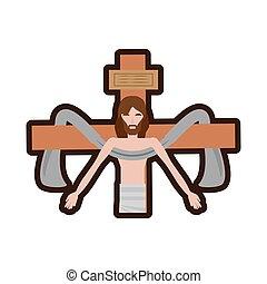 Tribal Tattoo Jesus Christ A Tribal Styled Portrait Of Jesus Christ