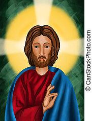 Jesus Christ the risen Lord