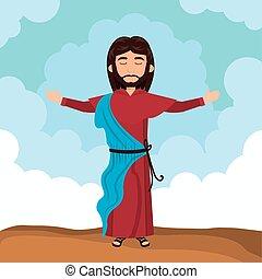 jesus cristo, religião