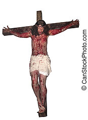 Jesus Crucified - Jesus on the Cross