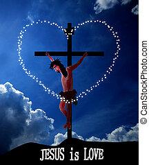 Jesus Crucifixion-Good friday