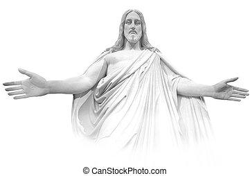 jesus, en, licht