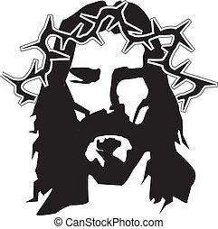 Jesus Faith Religious Clipart - Jesus Faith Religious Vector...