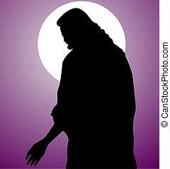 Jesus - Illustration of Jesus Christ