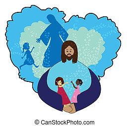 Jesus love Children