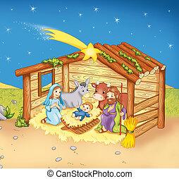 Jesus's birth