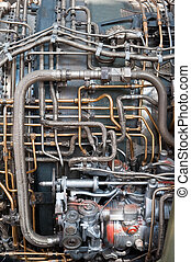 jet engine tubing