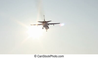 jet military plane