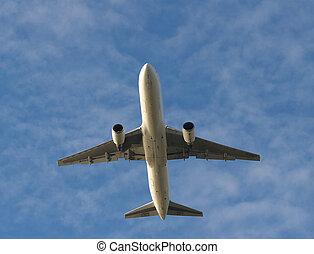 Jet Overhead