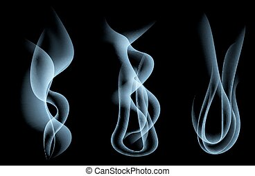 Jet smoke