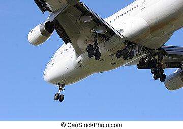 Jet undercarriage