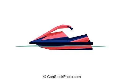 Jetski, Speedboat, Modern Water Transport, Summer Vacation ...