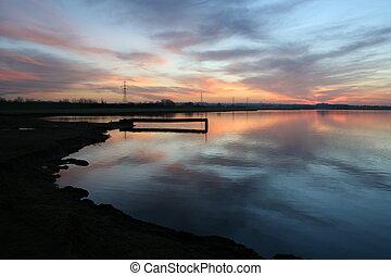 jetty lake