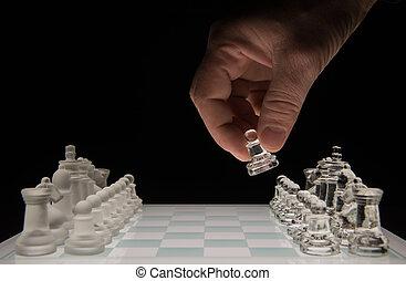 jeu, échecs