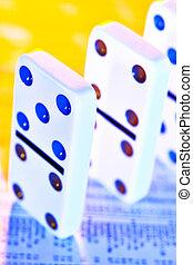 jeu, avenir, financier, ton, non