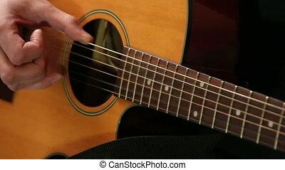jeu guitare
