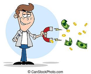contant geld Afrikaanse kleine tieten