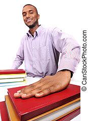 jeune, étudiant
