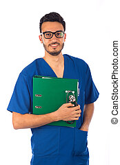 jeune docteur
