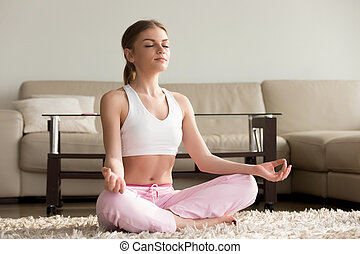 haut femme allonger travail jeune exercices maison image recherchez photos clipart. Black Bedroom Furniture Sets. Home Design Ideas