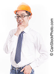 jeune, ingénieur
